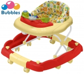 2 in 1 Baby Walker - Cosmo Red - BEST BUY (BG-1212)