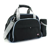 Ashley Diaper Sling Bag (Black)