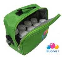 Premium Cooler Bag with Sling/Handle (Colour: Green)