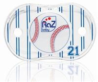 """Keep-It-Kleen"" Pacifier - Baseball"