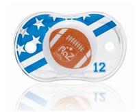 """Keep-It-Kleen"" Pacifier - Football"