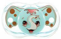 """Keep-It-Kleen"" Pacifier - Elfy Elephant"