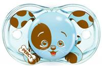 """Keep-It-Kleen"" Pacifier - Percy Blue Puppy"